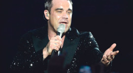 VIDEO: ROBBIE WILLIAMS ŠOKIRAO BEOGRAD Upao na pozornicu i zaurlao: 'Dobro veče Zagrebe!'