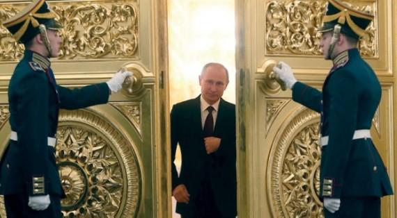 Mauricio Gaspari Vladimir Putin Rusija USA Evropa politika sankcije