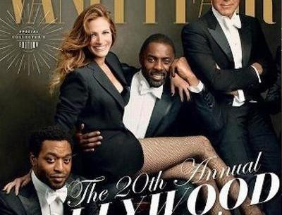 Povodom dvadesete godišnjice postojanja magazin Vanity Fair okupio je poznate glumce, među kojima se našla i slavna Džulija koja je svojom savršenom figurom još jednom dokazala da joj godine ne mogu ništa.
