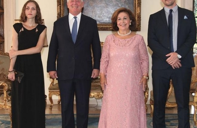 Kraljevska porodica Dunja Kusturica Princ Aleksandar III Karađorđević Verenici