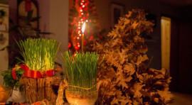 Mir Božji, Hristos se rodi: Srećan Božić