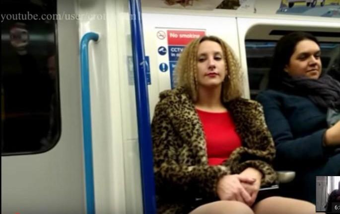 """Evo šta se desi kada ŽENE primete nabudženog """"pitona"""" - ne mogu da se obuzdaju! (VIDEO)"""