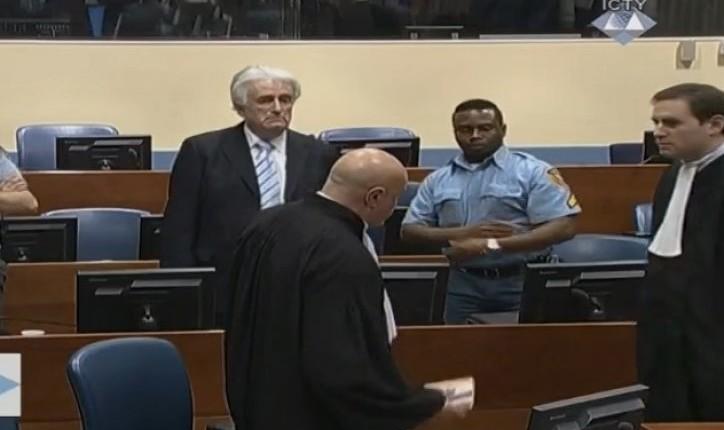 HAŠKA PRESUDA KARADŽIĆU: 40 godina zatvora za prvog predsednika Srpske