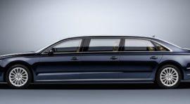 Najdulja europska limuzina