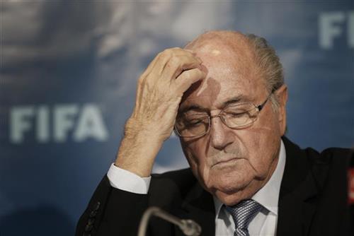 Blater: Nameštao se žreb u UEFA, bio sam svedok