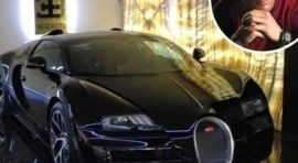 Ronaldo kupio Bugatti Veyron 16.4 Grand Sport Vitesse vrijedan najmanje 1,7 miliona eura