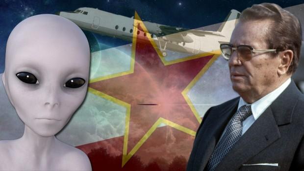 NAJČUVANIJA TAJNA VOJSKE: Vanzemaljci ubili srpskog pilota, a Tita zamalo odvratili od puta (VIDEO) (FOTO)