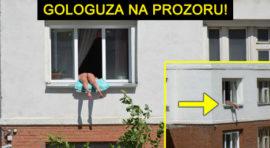 Komšije poludjele zbog žene koja svaki dan sunča zadnjicu na prozoru!