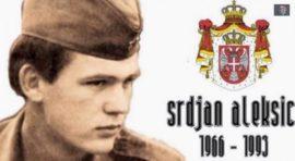 SEĆANJE NA HEROJA: Pre 24 godine predalo se izmučeno telo Srđana Aleksića