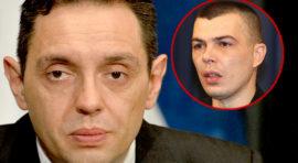 Vulin priznao drogu u automobilu Vlade Srbije, ostavka državnog sekretara