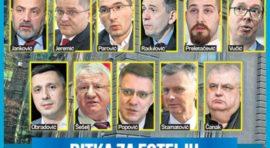 BITKA ZA FOTELJU: Srbija bira šefa države, evo kad je bila najveća izlaznost do sada!