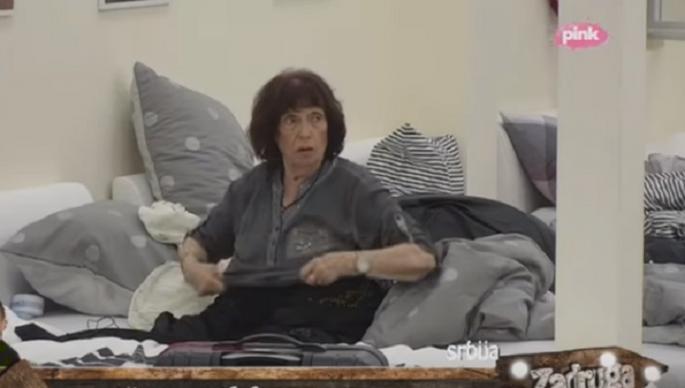"ŠOK: Žiža se SKINULA pred kamerama ""Zadruge"" (VIDEO)"
