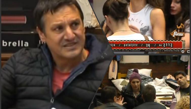 ŠOK NA IMANJU Farmeri komentarisali Gagijev napad na Sašku (VIDEO)