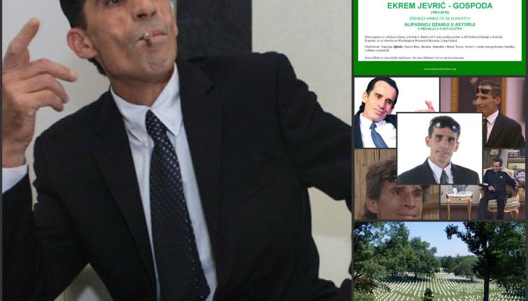 SAHRANJEN EKREM JEVRIĆ