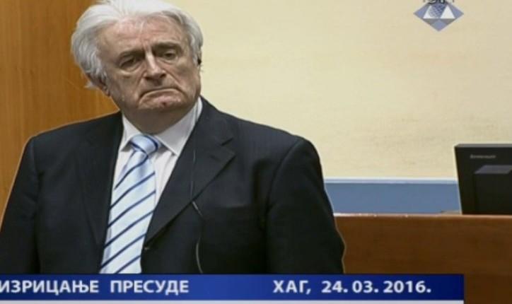 KARADŽIĆU: 40 godina za prvog predsednika Srpske