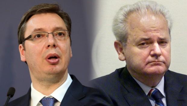 SLOBA JE NAPRAVIO DVE NEOPROSTIVE GREŠKE! Evo šta Vučić ZAMERA Miloševiću
