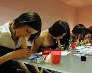 Ruski kurs oralnog zadovoljavanja za zene