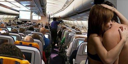 SEKS U AVIONU NAPLAĆIVALA 1.700 EVRA: Stjuardesa zaradila 880.000 evra baveći se prostitucijom!