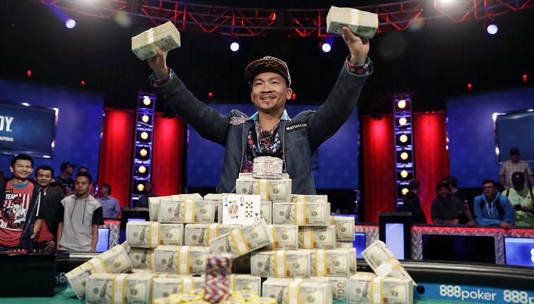 Osvajaču svetskog prvenstva u pokeru osam miliona dolara