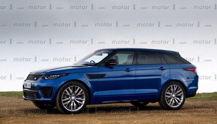 Ovako bi mogao izgledati Range Rover Sport Coupe